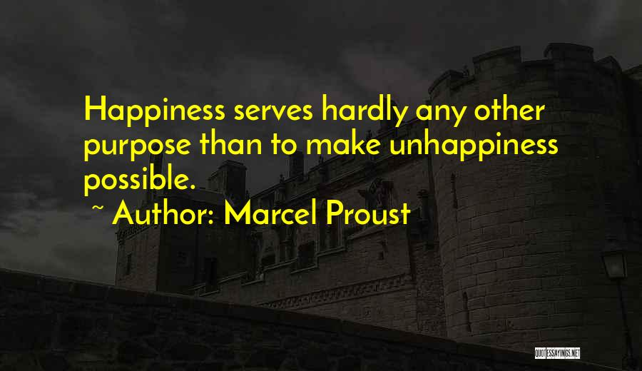 Wish You Nothing But Happiness Quotes By Marcel Proust