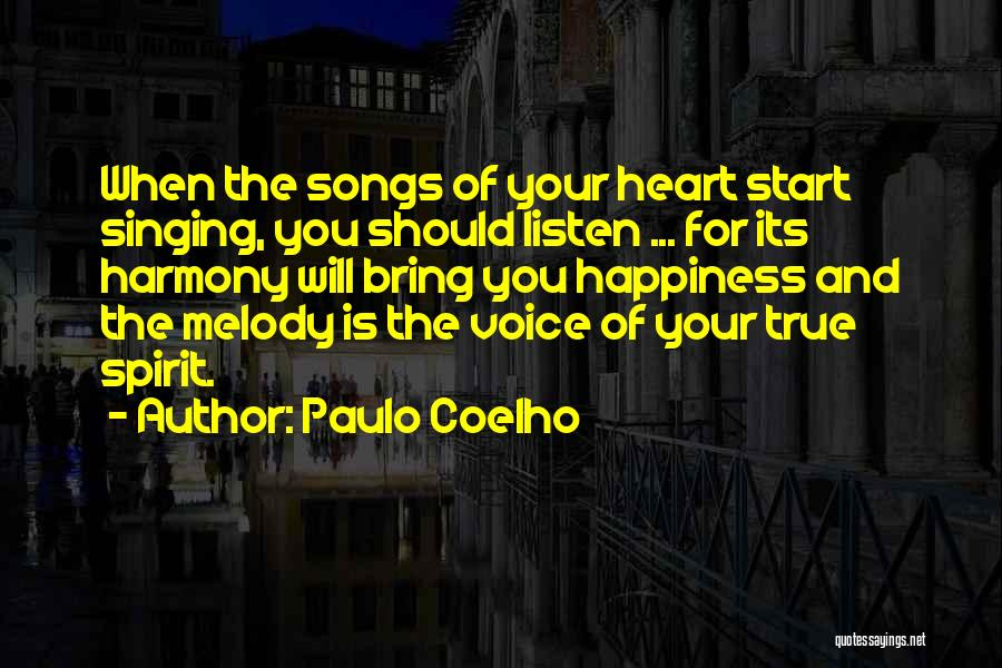 Wish You Nothing But Happiness Quotes By Paulo Coelho