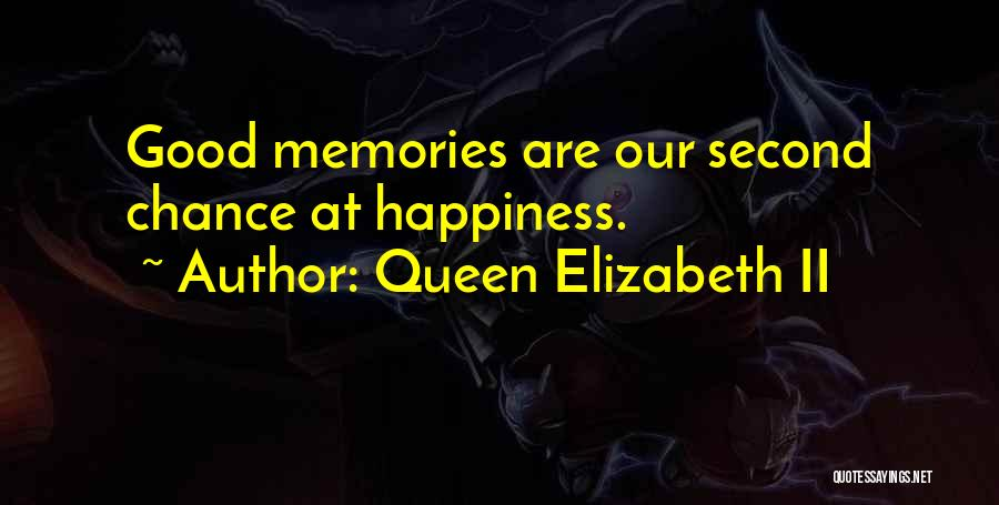 Wish You Nothing But Happiness Quotes By Queen Elizabeth II