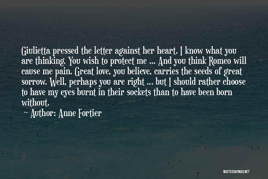 Wish You Well Quotes By Anne Fortier