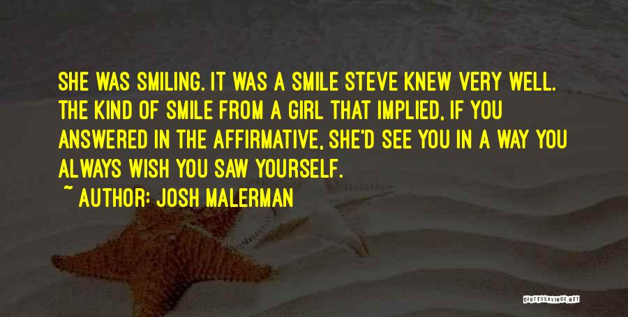 Wish You Well Quotes By Josh Malerman