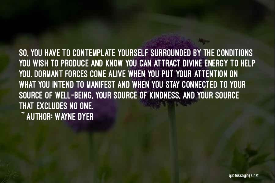Wish You Well Quotes By Wayne Dyer