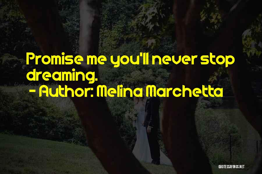 Wishing Death On Someone Quotes By Melina Marchetta