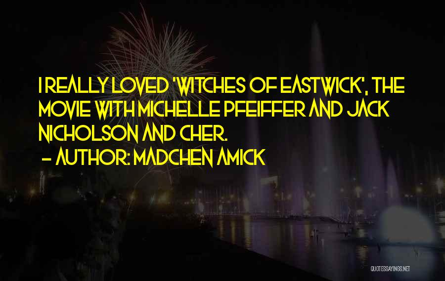 Top 1 Witches Of Eastwick Quotes Sayings