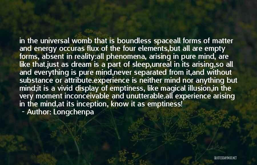 Without Sleep Quotes By Longchenpa