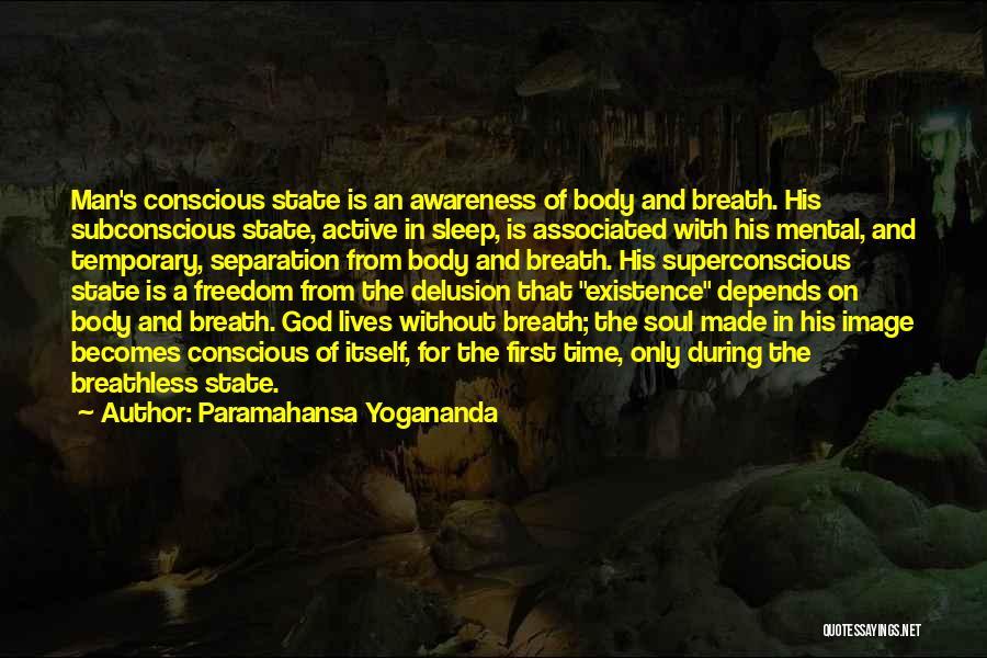Without Sleep Quotes By Paramahansa Yogananda