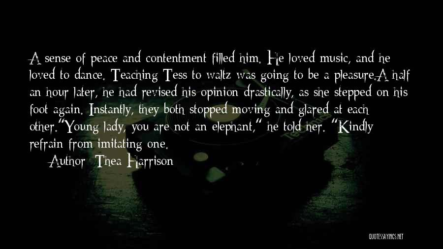 Without Tess Quotes By Thea Harrison