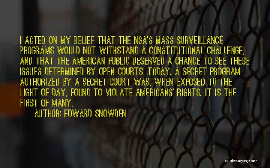 Withstand Quotes By Edward Snowden