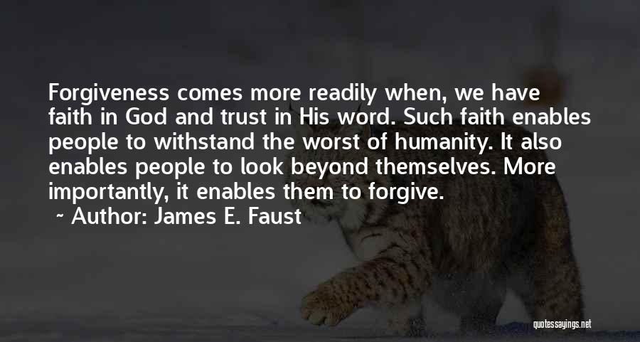 Withstand Quotes By James E. Faust