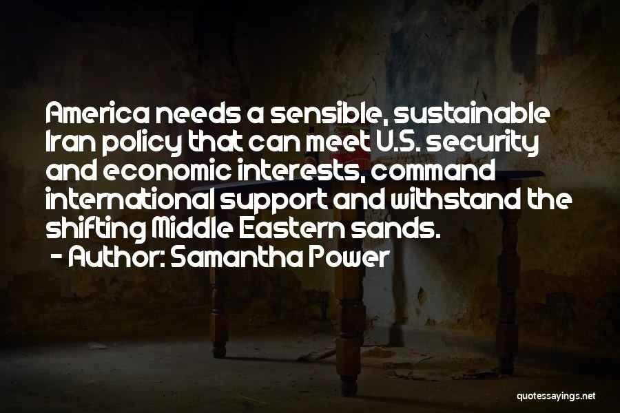 Withstand Quotes By Samantha Power