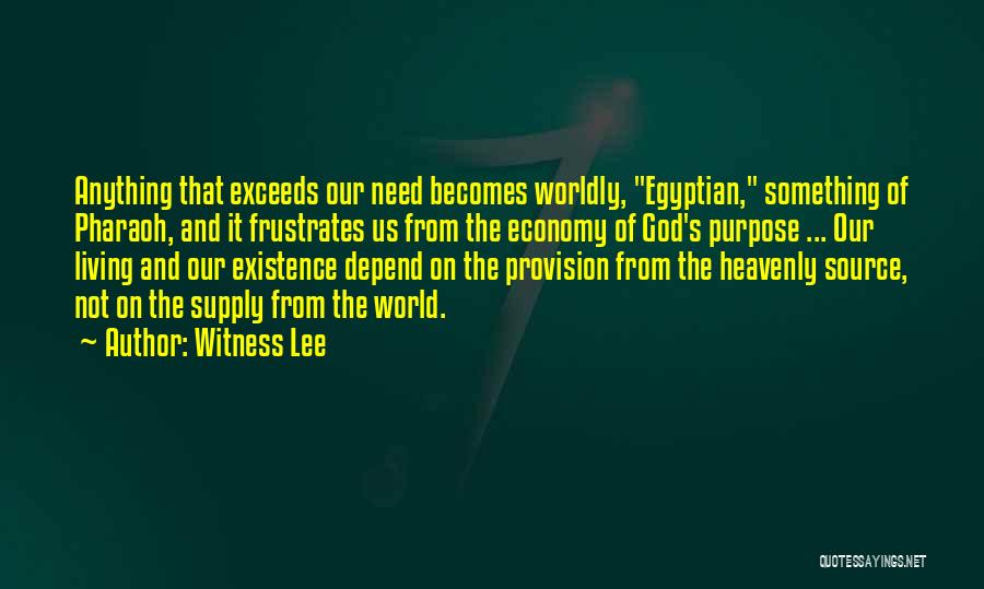 Witness Lee Quotes 1451806