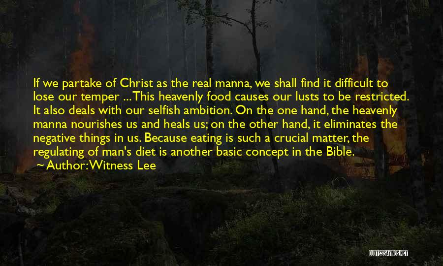 Witness Lee Quotes 188208