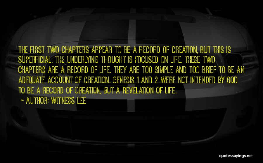 Witness Lee Quotes 638802