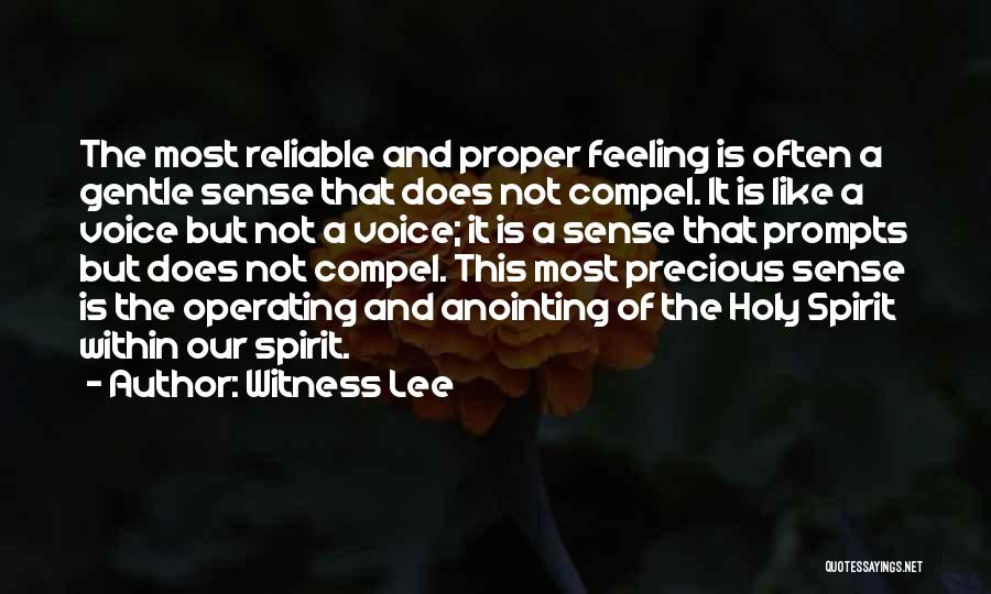 Witness Lee Quotes 970767