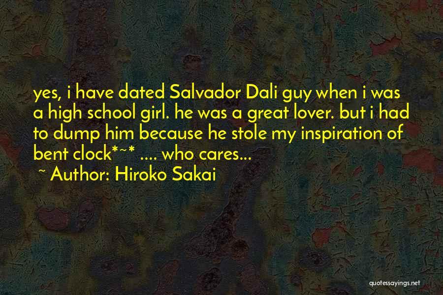 Witty Girl Quotes By Hiroko Sakai
