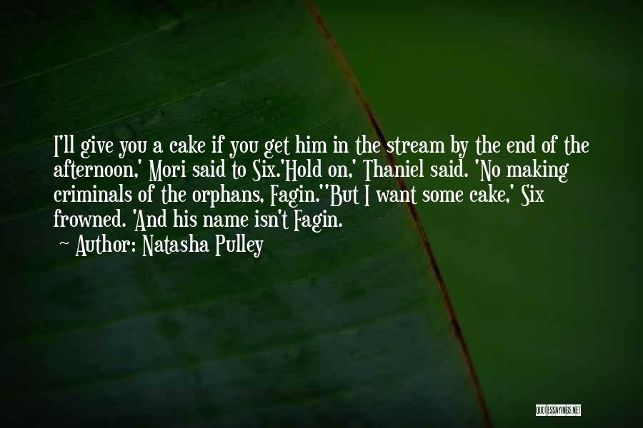 Witty Literary Quotes By Natasha Pulley