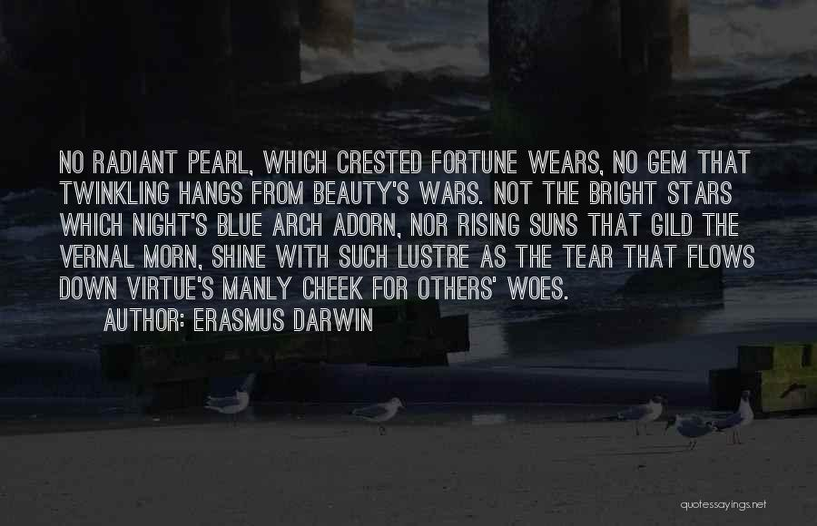 Woes Quotes By Erasmus Darwin