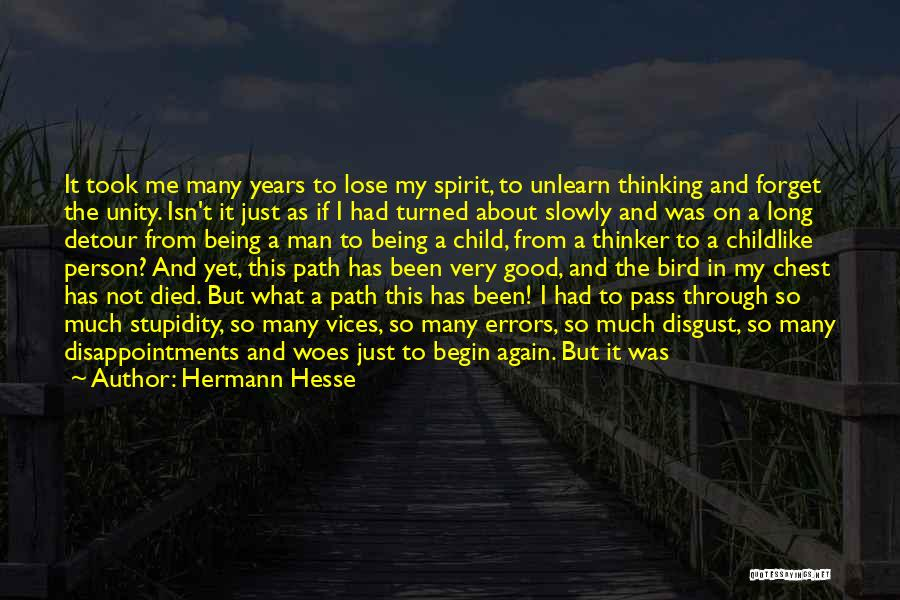 Woes Quotes By Hermann Hesse
