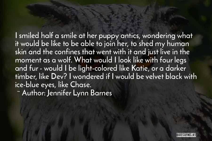 Wolf O'donnell Quotes By Jennifer Lynn Barnes