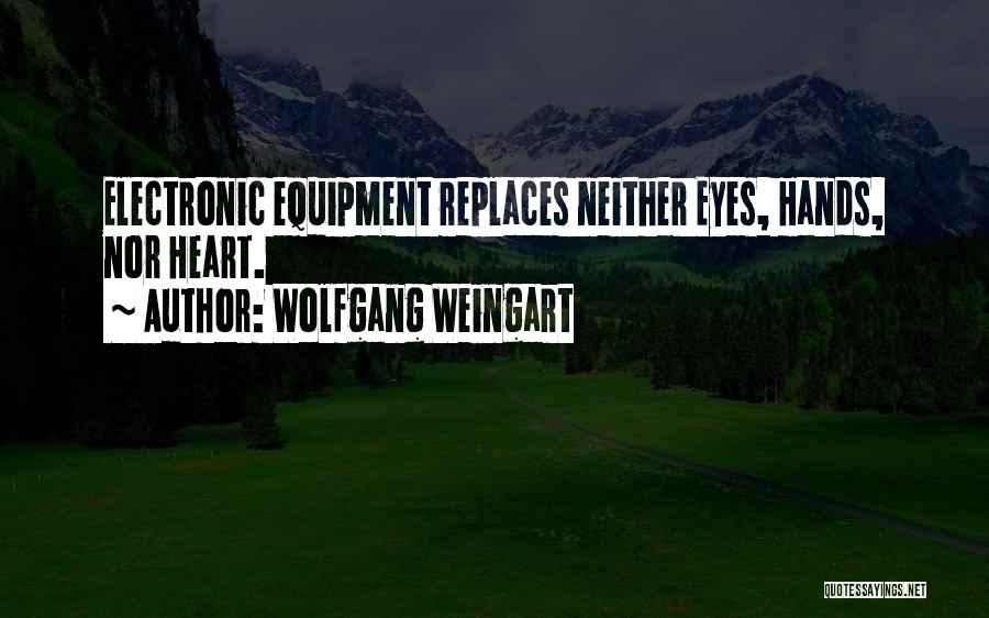 Wolfgang Quotes By Wolfgang Weingart