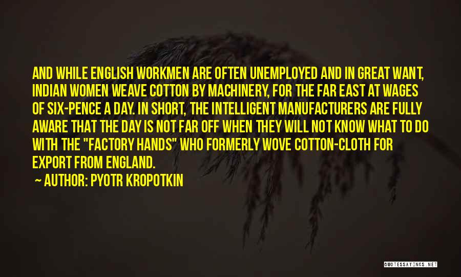 Women's Day Short Quotes By Pyotr Kropotkin