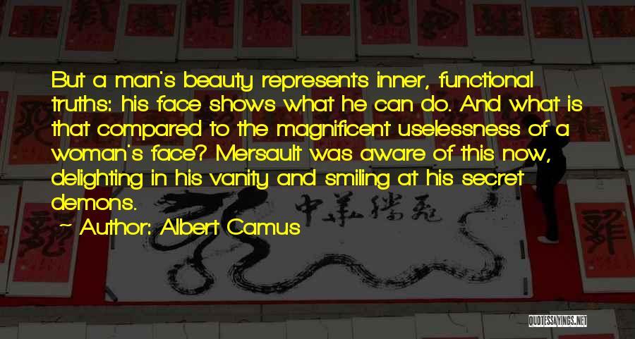 Women's Vanity Quotes By Albert Camus
