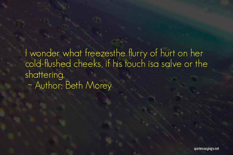 Wonder Man Quotes By Beth Morey