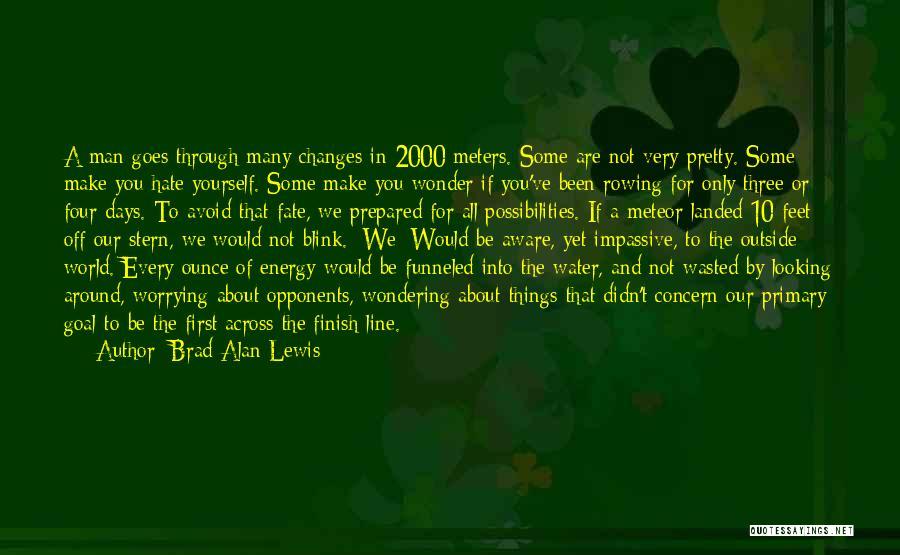 Wonder Man Quotes By Brad Alan Lewis
