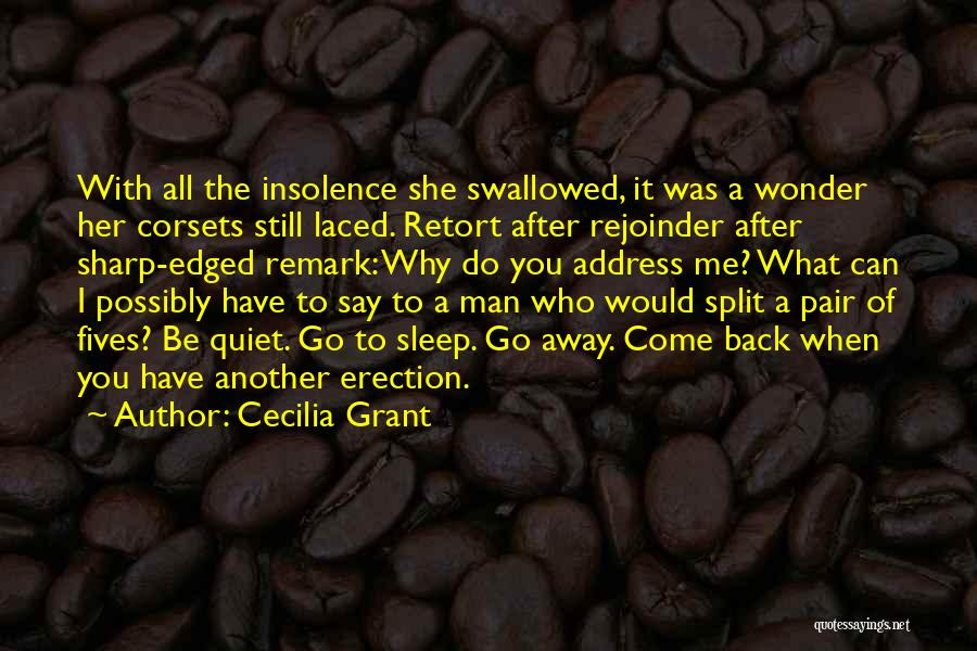 Wonder Man Quotes By Cecilia Grant