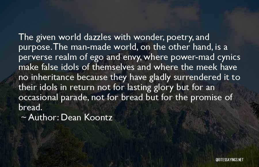 Wonder Man Quotes By Dean Koontz