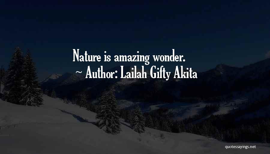 Wonder Man Quotes By Lailah Gifty Akita
