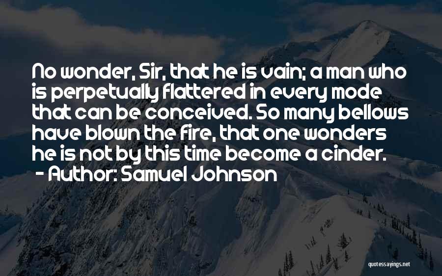 Wonder Man Quotes By Samuel Johnson