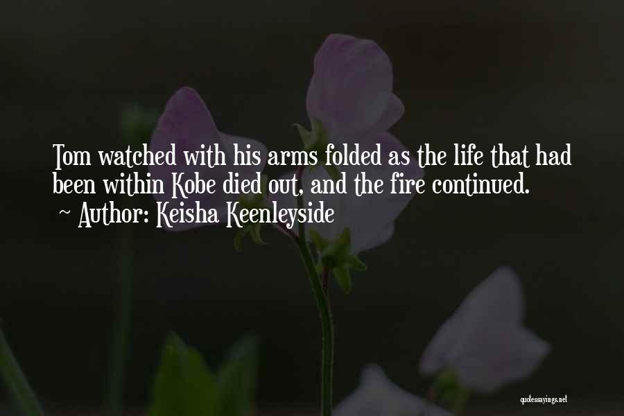 Wonder Pets Quotes By Keisha Keenleyside