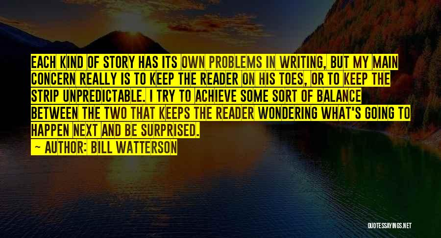Wondering Why You Try Quotes By Bill Watterson