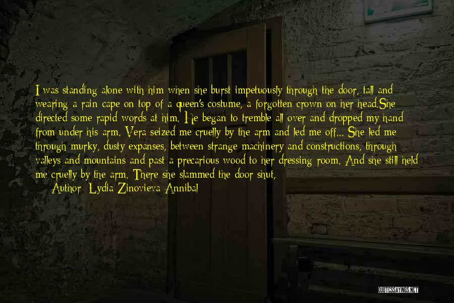 Wood And Love Quotes By Lydia Zinovieva-Annibal
