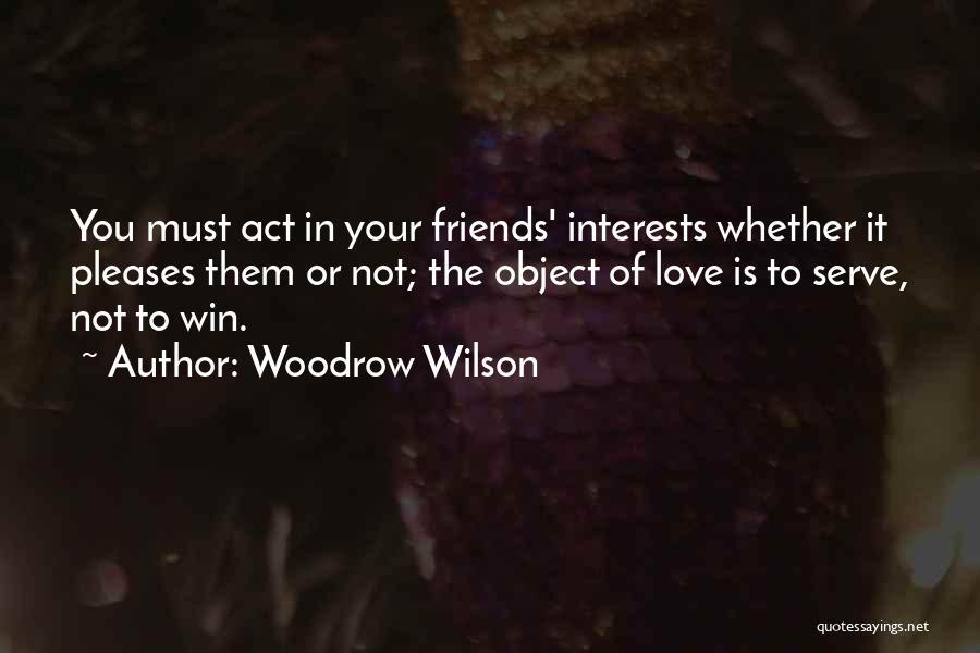 Woodrow Wilson Quotes 1181650