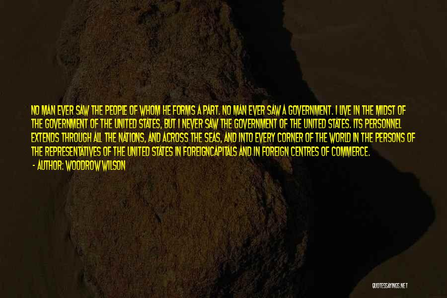 Woodrow Wilson Quotes 1297127