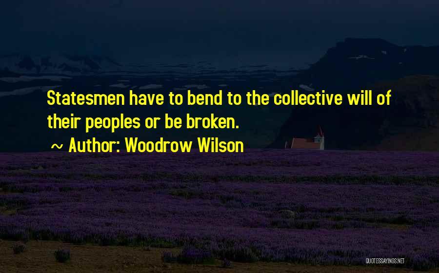 Woodrow Wilson Quotes 1435533
