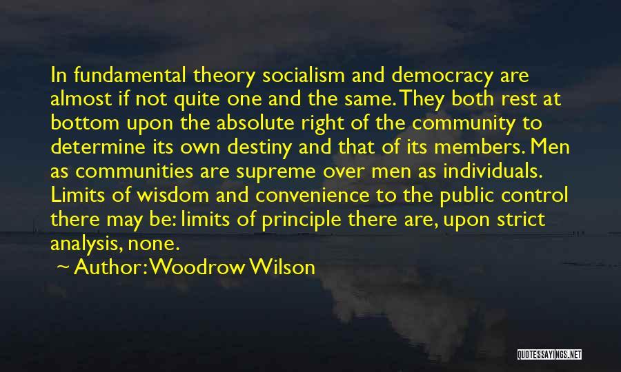 Woodrow Wilson Quotes 1714003