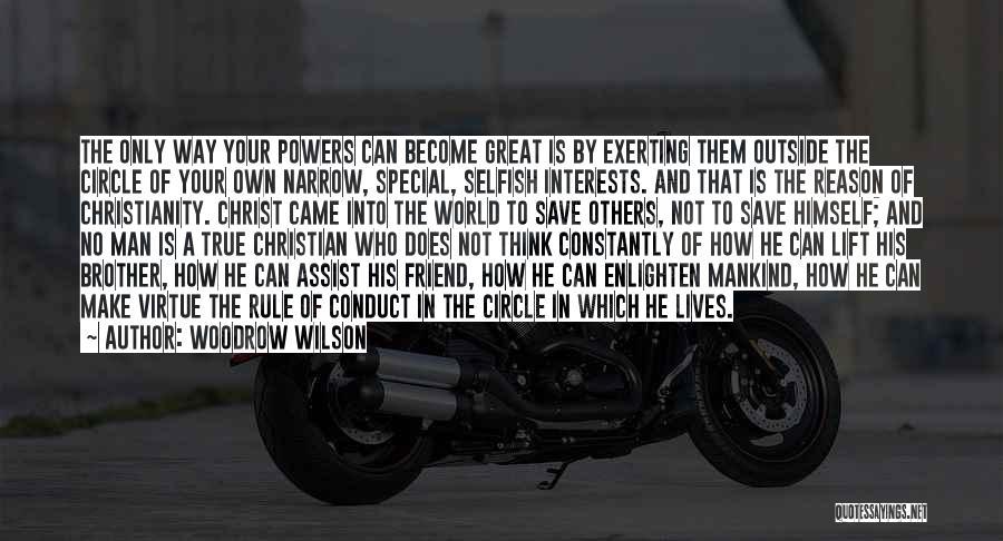 Woodrow Wilson Quotes 1792560