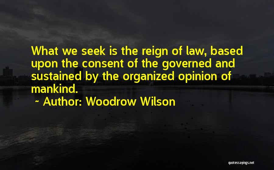Woodrow Wilson Quotes 1831955