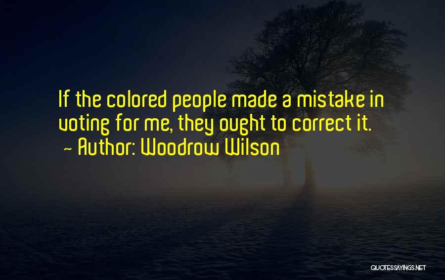 Woodrow Wilson Quotes 1879447