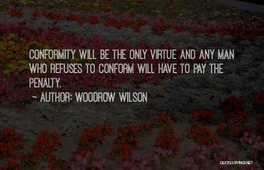 Woodrow Wilson Quotes 1883940