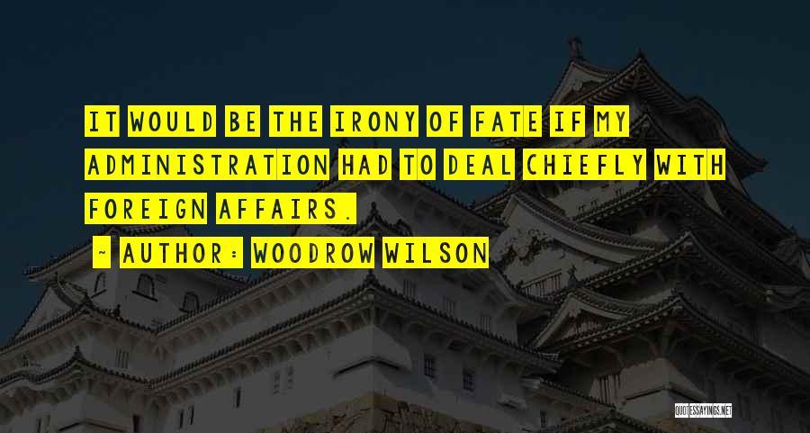 Woodrow Wilson Quotes 1906179