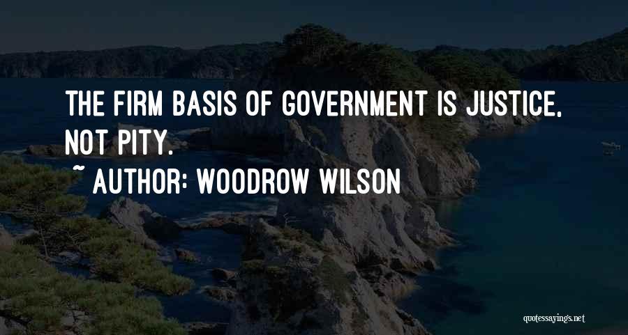 Woodrow Wilson Quotes 190700