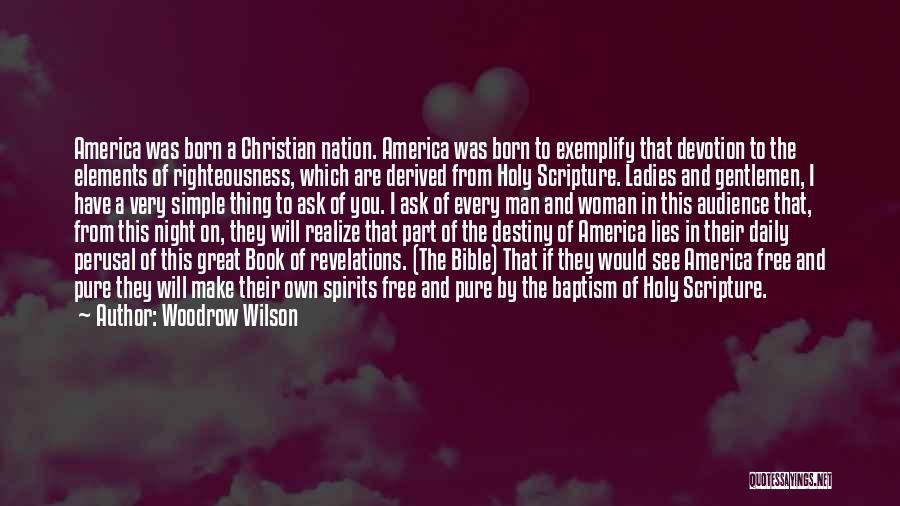 Woodrow Wilson Quotes 1972604