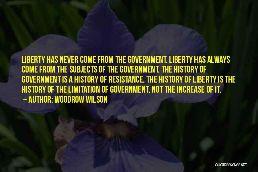 Woodrow Wilson Quotes 1992133