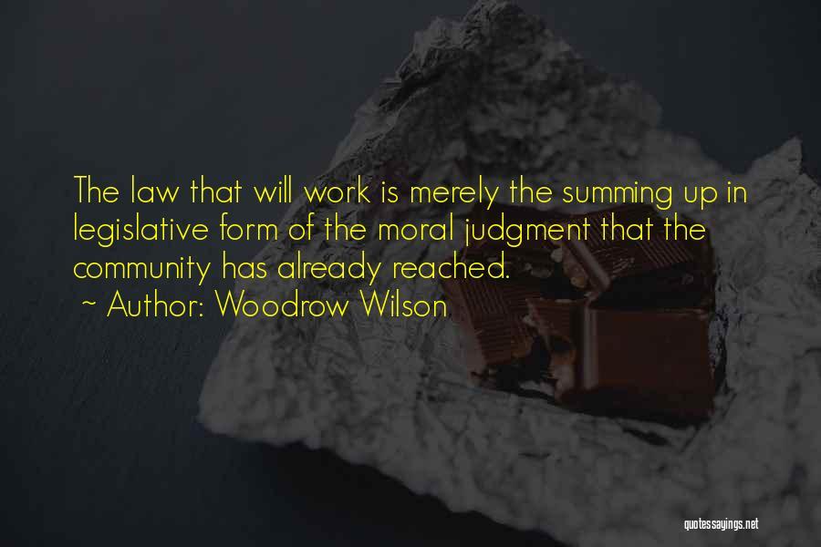 Woodrow Wilson Quotes 2104775