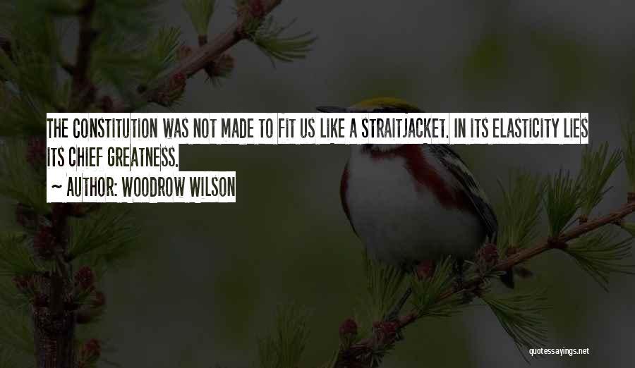 Woodrow Wilson Quotes 2117020