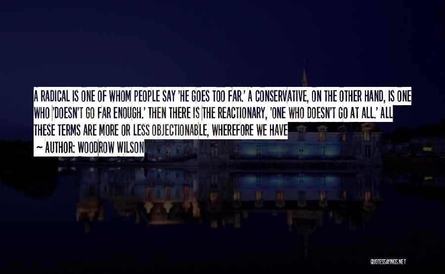 Woodrow Wilson Quotes 2166460